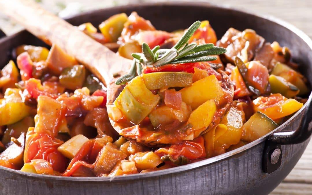 תבשיל ירקות הודי